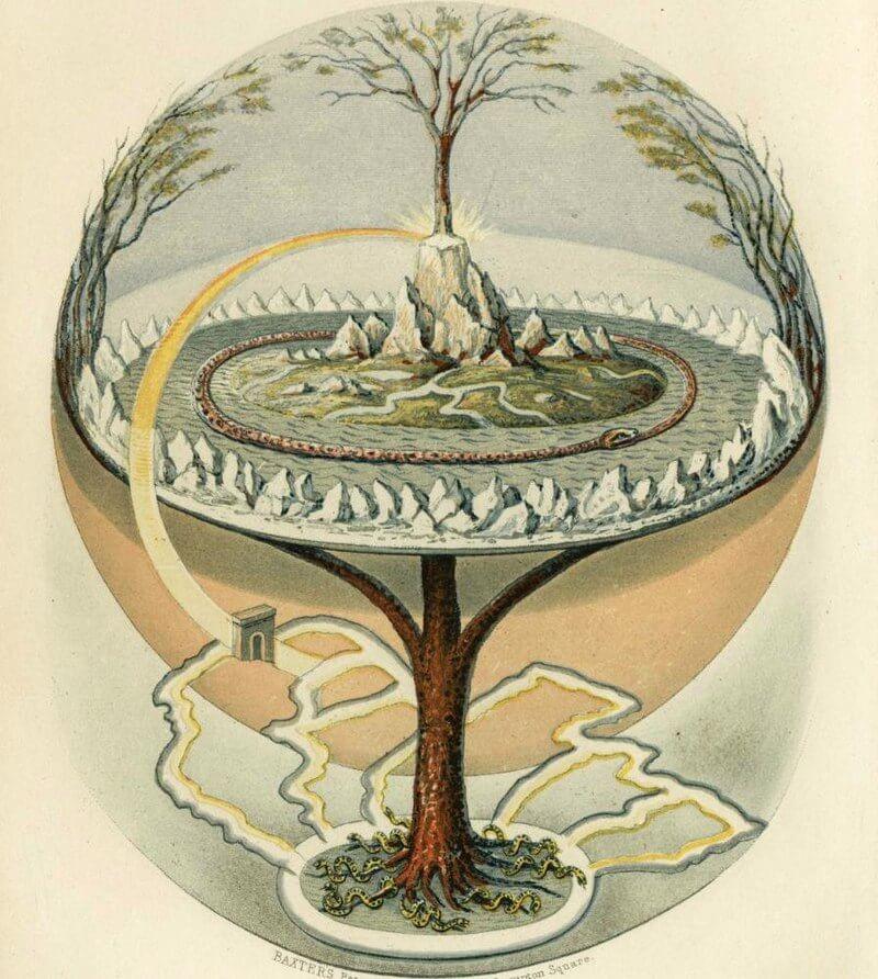 ユグドラシルの大樹