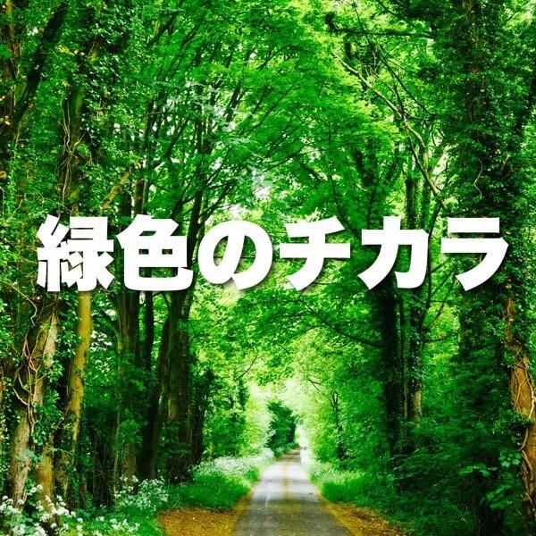 緑色のチカラ
