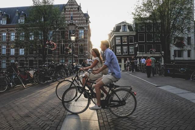 ペア自転車