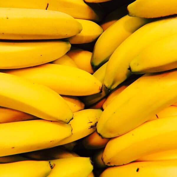 バナナだらけ