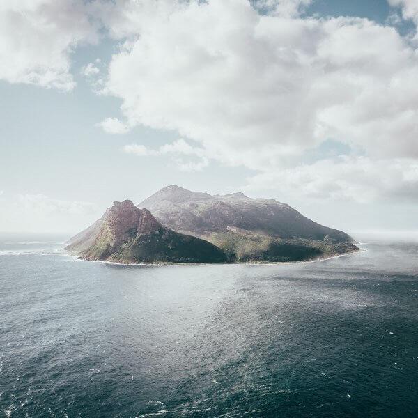 大陸イメージ