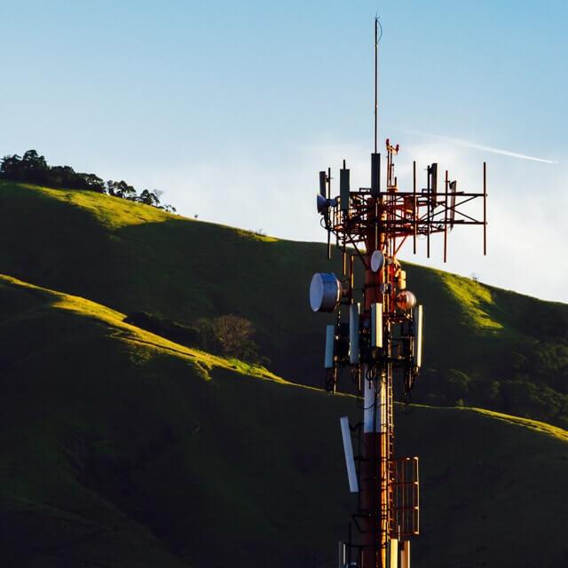 エリジウムっぽい電波塔